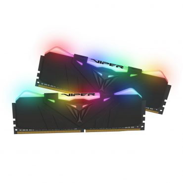 Memoria Patriot Viper Rgb Ddr4 16gb 3600 Box
