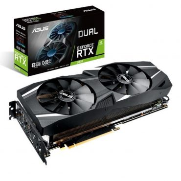 Geforce RTX Asus Rtx2070 Dual 8gb Ddr6
