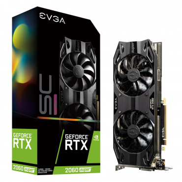 Vga Evga Geforce Rtx 2060 Super Ultragaming
