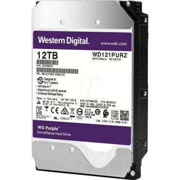 Hdd 3.5″ Wd Purple 12tb Sata3 Intellipower