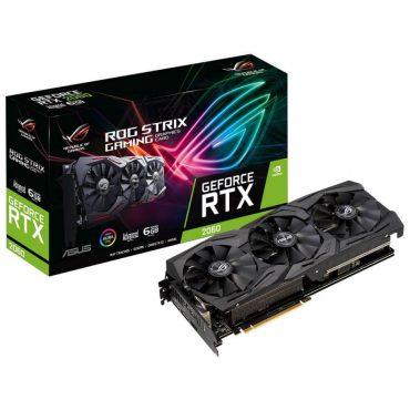 RTX Geforce Asus Rtx2060 Strix 6gb Ddr6