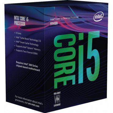 Intel Core i5 9400F – 2.9 GHz – 6 núcleos