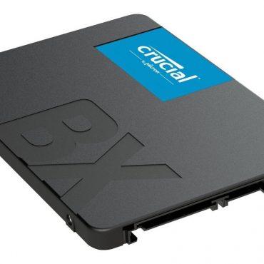 Ssd Crucial Bx500 240gb Sata3 2.5″