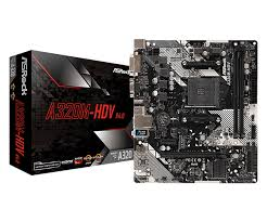 Motherboard Asrock A320m-hdv Am4 R4.0