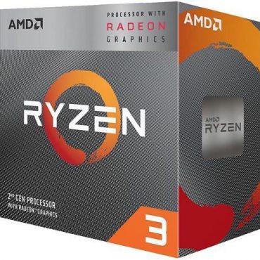 AMD Ryzen 3 3200g RYZEN 3000