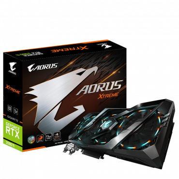 AORUS GeForce RTX™ 2080 Ti XTREME 11G