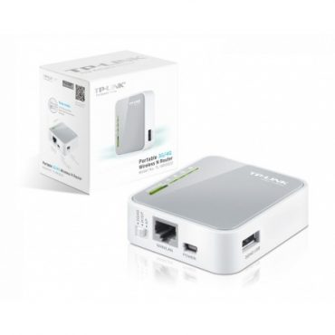 Router 3G/ 4G Wireless TP-Link 150Mbps