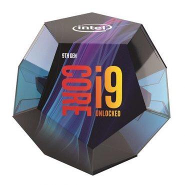 Intel Core i9 9900K – 3.6 GHz – 8 núcleos