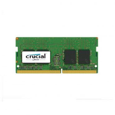Sodimm Crucial Ddr4 4gb 2400 Cl17 1.2v