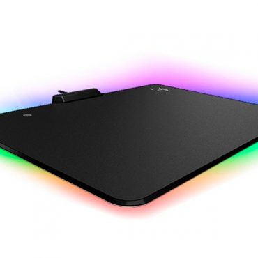 Mouse pad Gamer Genius GX-P500 con led