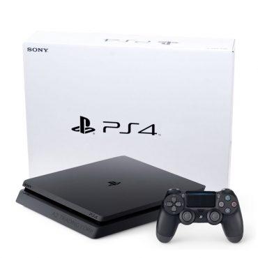 Sony PlayStation 4 Slim – Game console – 1 TB