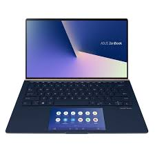 "Notebook Asus Zenbook Core i7 4.6Ghz, 16GB, 512GB SSD, 14"" FHD Touch, MX250 2GB, Screenpad"