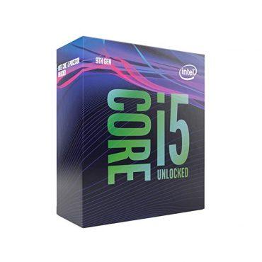 Cpu Intel Core I5 9600k S1151 S/fan Box