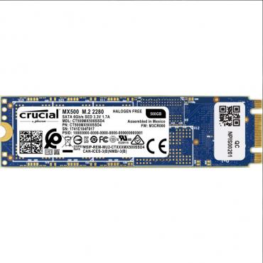 Ssd Crucial Mx500 500gb Sata 2.5 M.2