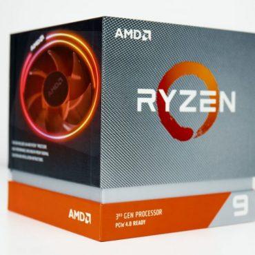 AMD Ryzen 9 3900x RYZEN 3000