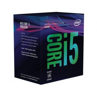 Cpu Intel Core I5 8600 S1151 Box
