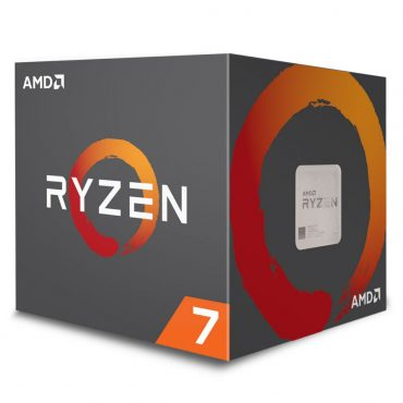 Cpu Amd Ryzen 7 2700 Am4 Box