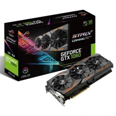 Asus Strix 1060 6gb