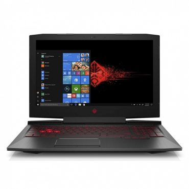 "Notebook Gamer HP Core i7 4.1Ghz, 32GB, 2TB+256GB SSD, 17.3"" UHD, GTX 1070 8GB"