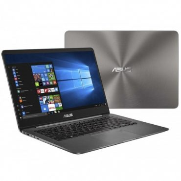 "Notebook Asus Zenbook Core i7 4.0Ghz, 8GB, 256GB SSD, 14"" FHD, MX150 2GB"