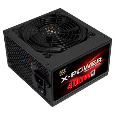 Fuente de Poder Xigmatek X-POWER 400W 80 Plus