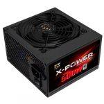 Fuente de Poder Xigmatek X-POWER 500W 80 Plus