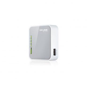Router Por Tpl 150mb 3g/4g/w/n Mr3020