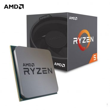 Cpu Amd Ryzen 5 2600x Am4 Box