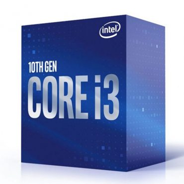 Intel Core i3 10100 – 3.6 GHz – 4 núcleos