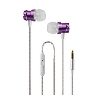 Auricular Wesdar R3 Purple + White