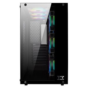 Gabinete Xigmatek Aquarius Plus Black ATX