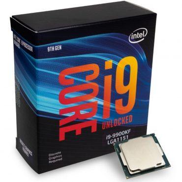 Cpu Intel Core I9 9900kf 1151 Box S/fan S/video