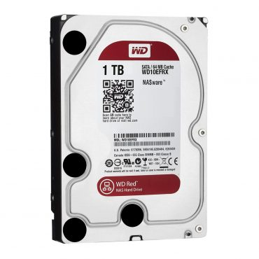 Hdd 3.5″ Wd Red 1tb Sata3 IntelliPower Rpm