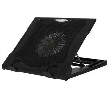 Disipador Wesdar Notebooks 10 A 17″ K9028f Black