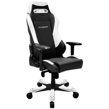 DXRacer Iron Series – Black/White (OH/IS11/NW)
