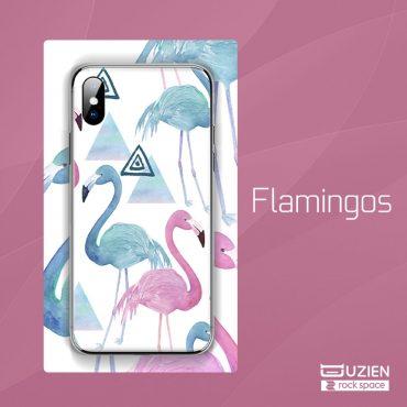 Rock Space Insumo Back 6853 Lamina Flamingo X 10