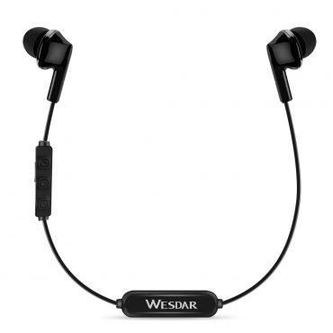Auricular Bluetooth Wesdar R26 Black