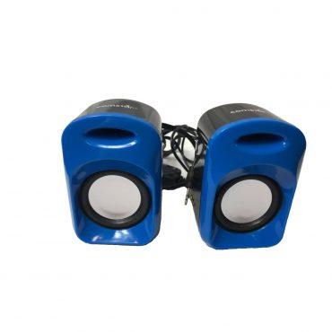 Parlante Comstar Usb  Sp22 Azul