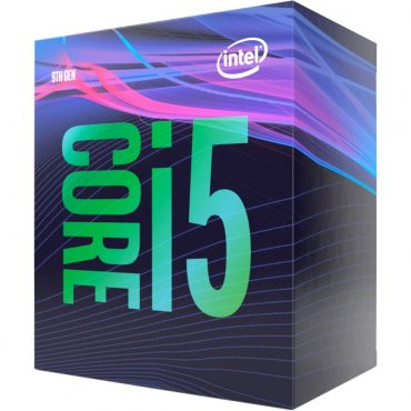 Cpu Intel Core I5 9400 S1151 Box 9na Gen