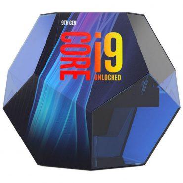 Cpu Intel Core I9 9900k 1151 Box S/fan