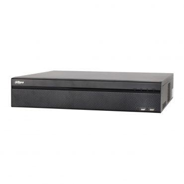 Nvr Dahua Nvr4816-4k 16ch 1080p 8 Hdd(6tb) H265