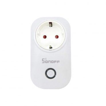 Sonoff Enchufe Inteligente Wifi Tipo E 220vac 10a