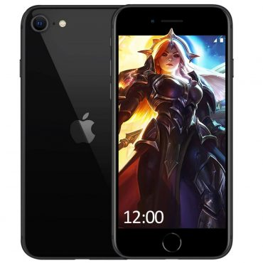 Celular Apple Iphone Se (2020) 128gb Black