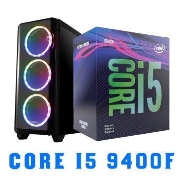 Equipo Armado  Intel Core i5 9400f RX 580