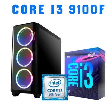 Equipo Armado Intel Core i3 9100f GTX 1660 6GB