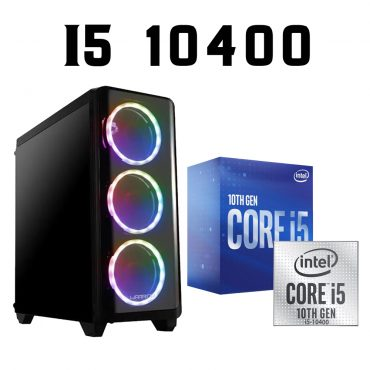Equipo Armado Intel Core i5 10400f GTX 1660 6GB