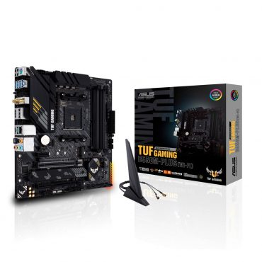 Motherboard Asus B550m Plus Tuf Gaming (wifi)