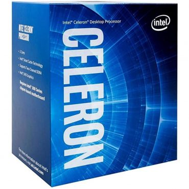 Cpu Intel Celeron G5900 S1200 10ma G. Box
