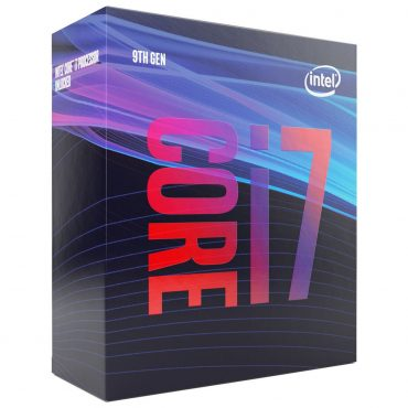 Cpu Intel Core I7 9700 S1151 Box