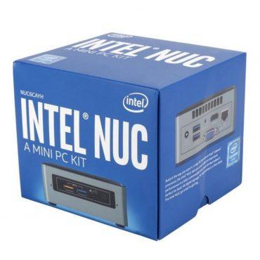 Nuc Intel Celeron J3455 Nuc6cayh